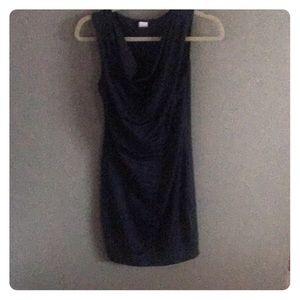 Blue dress, versatile
